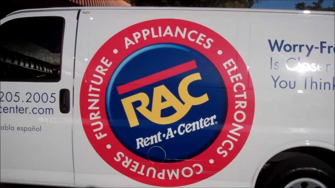 rac rent a center hd commercial 2013 youtube. Black Bedroom Furniture Sets. Home Design Ideas