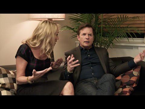 Nightcap  Meeting Michael J. Fox