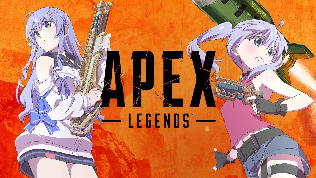 【APEX】ランクとかカジュアルとかとか【にじさんじ/勇気ちひろ】