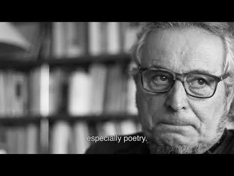 Pere Rovira. Catalan poet. 70 years old. A chronicle