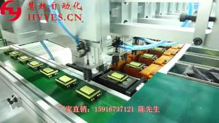 China full automatic high frequency transformer test equipment manufacturers