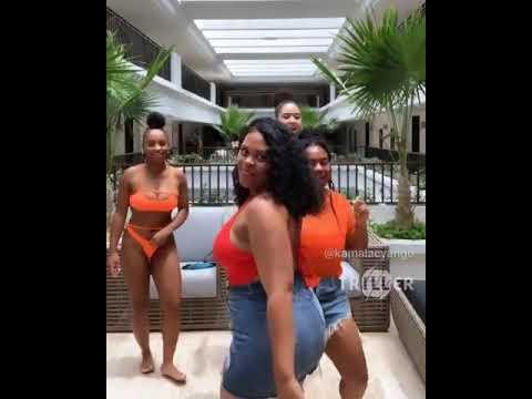 Kamala Eyango Et Ses Copines Danse Ma Love