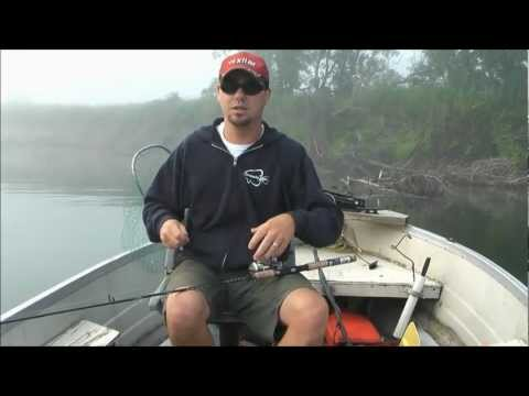 Tips On Fishing The Connecticut River For Walleye - 2012