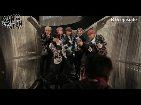 [ENG] 161024 [EPISODE] 'Blood Sweat & Tears' MV Shooting Sketch