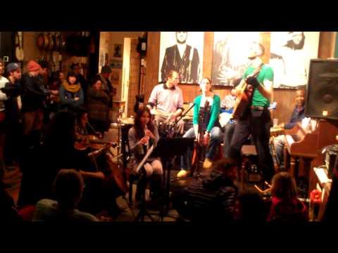 The Samuel Williams Orchestra at Morelock Music(1)