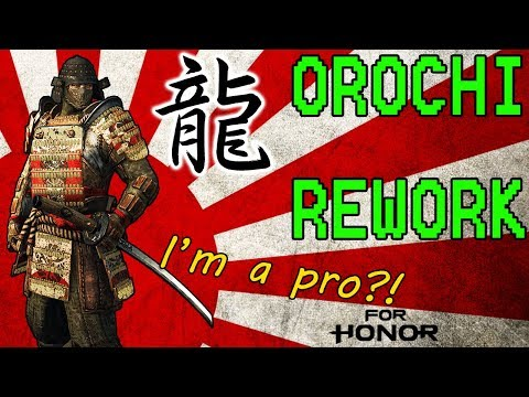 [For Honor] Orochi Rework Duels - I'm a Master Already?