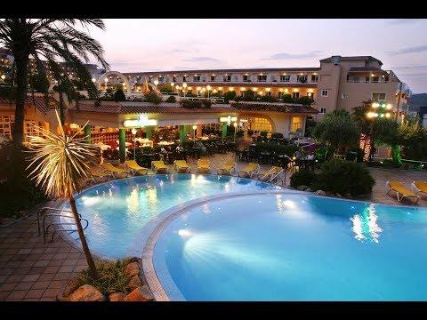 Влог GUITARD PARK Обзор крутого отеля в Лорете Испания ,Качественный отдых