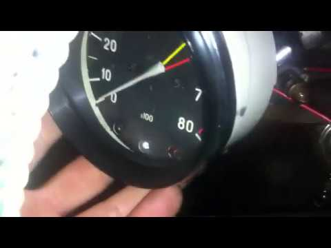 Подключение инжекторного тахометра в ВАЗ - 2103/06