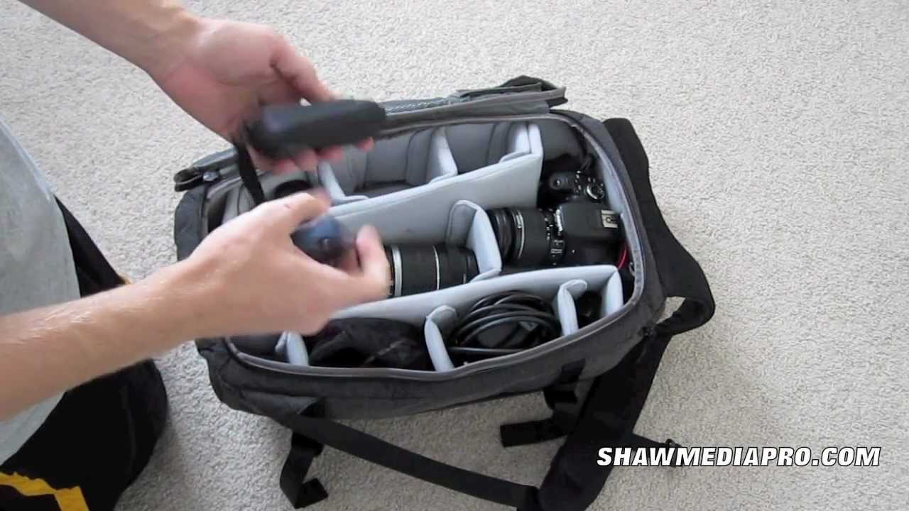 What S In My Camera Bag And Review Of Incase Dslr Pro