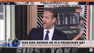 Is Dak Prescott worth 30 million a year?! 🤔 HELL NO
