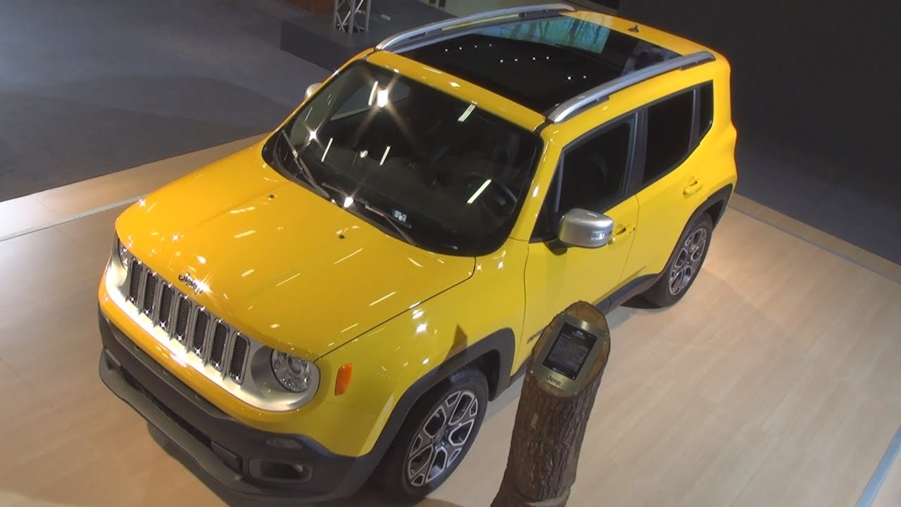 road jeep attachment renegade report multijet test ii limited review and tests
