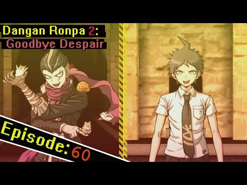 Dangan Ronpa Gameplay Walkthrough Chapter 2 Trial Ending
