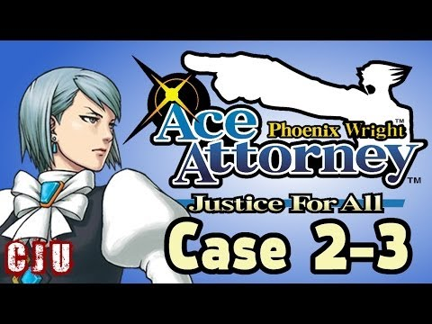 PW:AA: Justice For All - 10 - Case 2-3 - Trial 1 Former