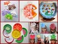 Kid Craft Ideas – Paper Plate Crafts