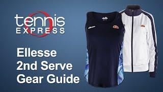 Ellesse Women's 2nd Serve Collection | Tennis Express