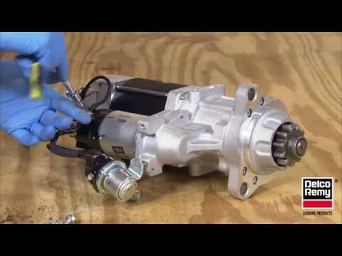 delco starter schematic clocking a gear reduction 39mt starter borgwarner delco remy  clocking a gear reduction 39mt starter