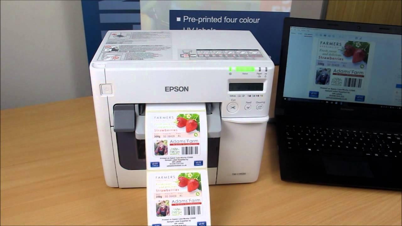 EPSON TM C3500 TREIBER WINDOWS 10