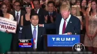 Tantowi Yahya Tanggapi Kunjungan DPR Ke Amerika Serikat - NET16