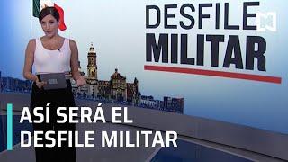 Cómo será el desfile militar este 16 de septiembre 2020 - Despierta