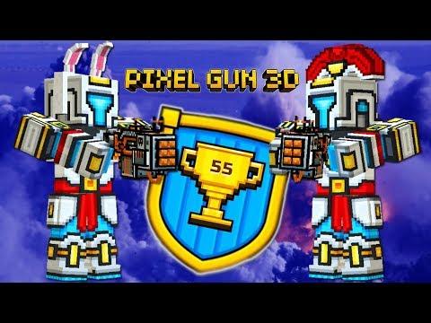 Pixel Gun 3D - #7 НУБ БЕЗ ДОНАТА 🌚 ТРУ ПИРАНЬЯ (385 серия)