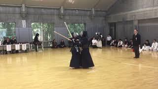 片山(東外大)vs北原(東工大)