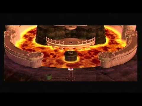 New Super Mario Bros U: Part 68-Meteor Moat