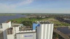 Wormerveer Meneba meelfabriek de Vlyt en de Tyd Toren van Wormer