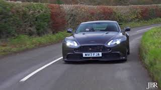 Aston Martin Vantage GT8 review