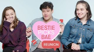 Bestie Picks Bae Reunion: Georgia and Chris   Bestie Picks Bae
