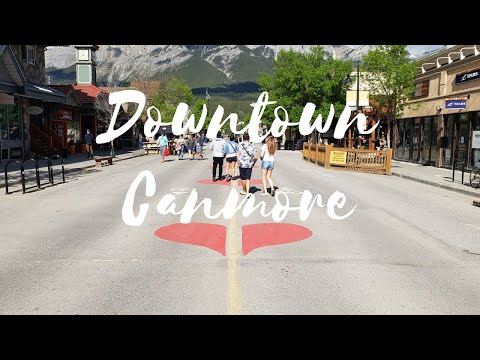 CANMORE PART 2 : : DOWNTOWN CANMORE