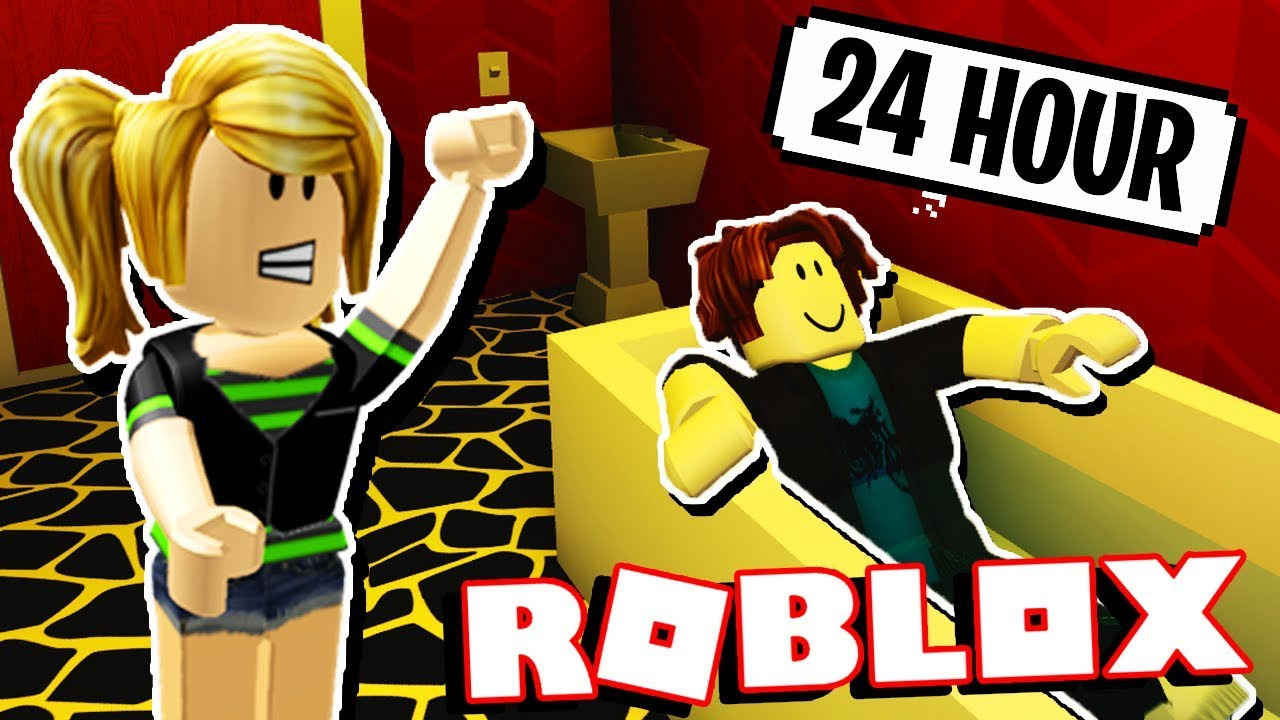 I Spent 24 Hours In Someones House Roblox Bloxburg Youtube - I Spent 24 Hours In Someones House Roblox Bloxburg Youtube