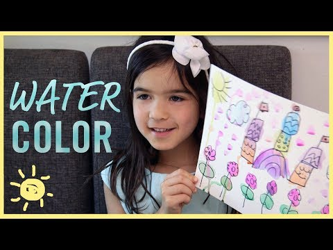 PLAY | 3 Ways to Watercolor!