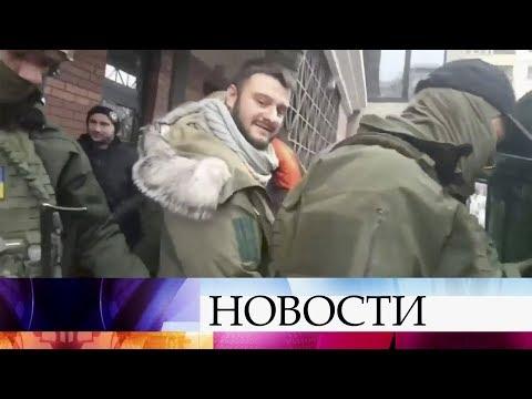 ВКиеве задержан сын министра внутренних дел Украины. Александра Авакова подозревают вкоррупции.