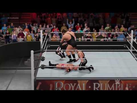 Royal Rumble 2017 (Pre Show)