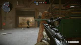 Warface Sniper Gameplay PC Max Settings almost flawless FFA
