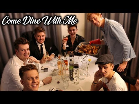 COME DINE WITH ME - Youtube Edition | Josh Pieters