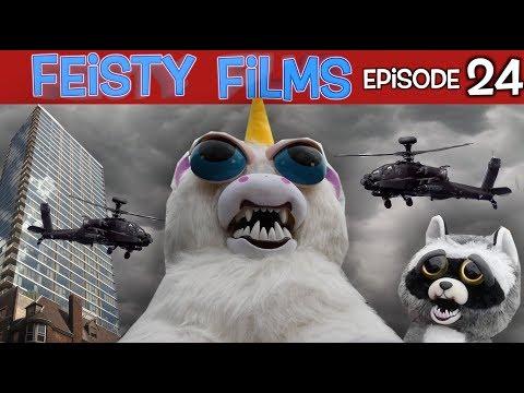 Feisty Films Episode 24: Giant Unicorn Attacks City!