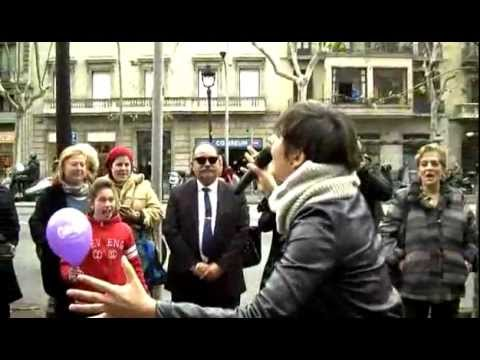 "Making of del Flashmob de ""Grease"""