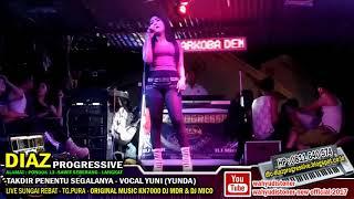YUNDA DIAZ - Takdir Penentu Segalanya (Iklim) Cover Music KN7000   DIAZ PROGRESSIVE 2018