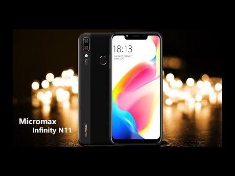 Micromax | Infinity N11 | New Smartphone - 2019
