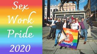 Sex Worker Pride 2020 - Umbrella Lane