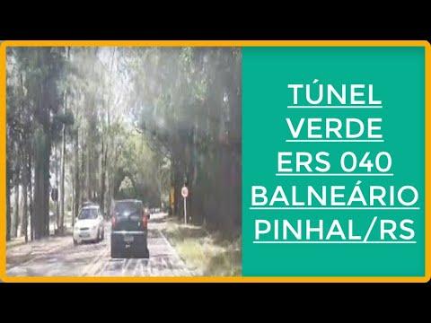 TÚNEL VERDE ERS 040 BALNEÁRIO PINHAL/RS