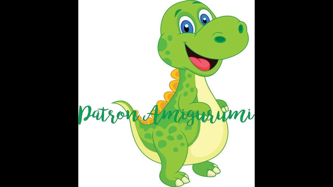 Patrón de Crochet en Inglés - Dinosaurio - Bebé #5 - Babies ... | 720x1280