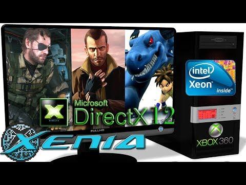 Xbox 360 Emulator 'Xenia' Makes Incredible Progress | eTeknix