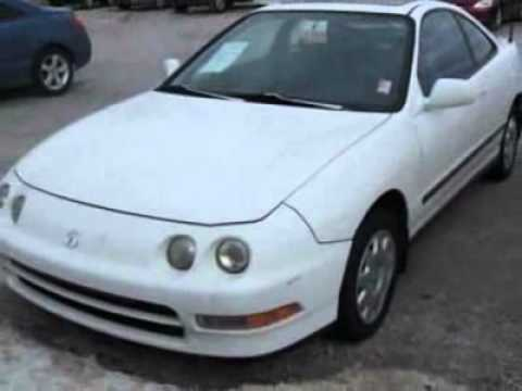 1995 acura integra 3dr coupe sport ls auto coupe fort wayne in youtube. Black Bedroom Furniture Sets. Home Design Ideas
