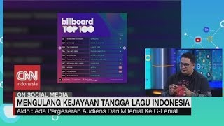 Mengulang Kejayaan Tangga Lagu Indonesia