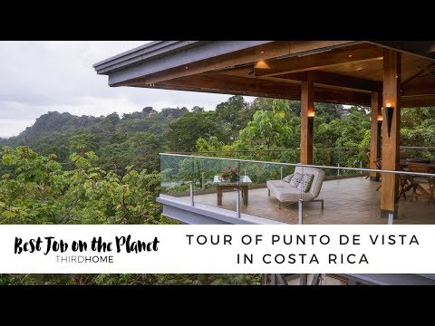 Tour of a massive and luxurious home in Costa Rica!