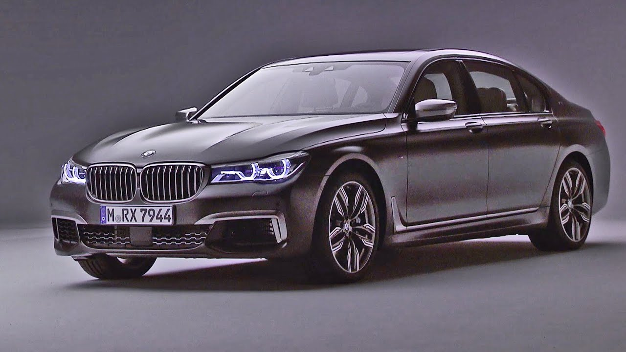 BMW M760Li XDrive 600HP 2017 Interior Exterior Design