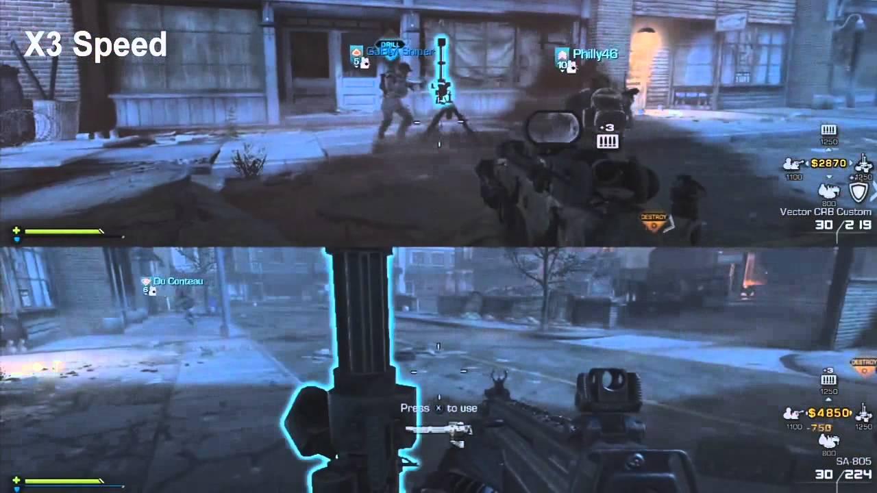 Call Of Duty  Ghosts   Extinction Bomb Glitch Tutorial