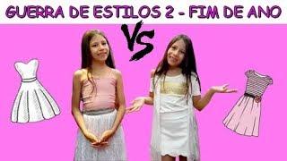 GUERRA DE ESTILOS 2 - FIM DE ANO